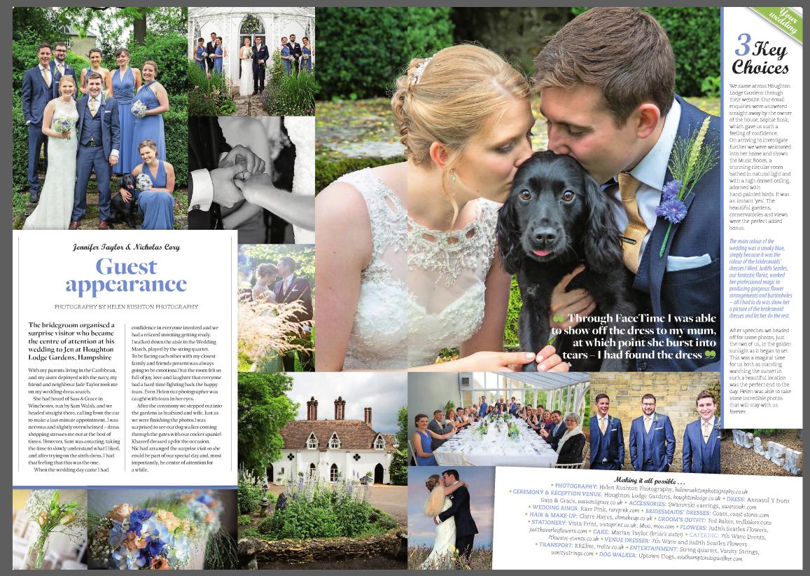 magazines dorset wiltshire hampshire bride magazine